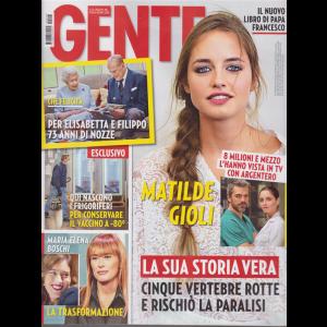 Gente - n. 48 - settimanale - 5/12/2020
