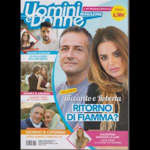 Uomini e  Donne Magazine - n. 31 - settimanale - 27 novembre 2020