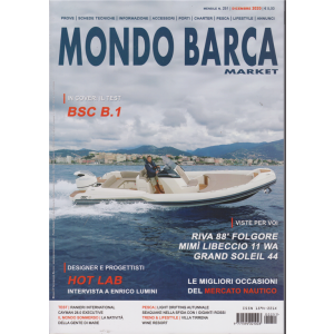Mondo Barca Market - n. 251 - mensile - dicembre 2020