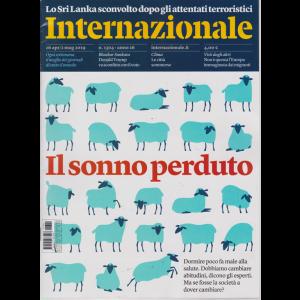 Internazionale - n. 1304 - 26 aprile /  maggio  - settimanale
