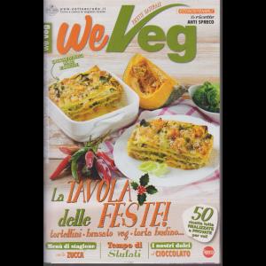 We Veg - n. 68 - bimestrale - dicembre - gennaio 2020 -