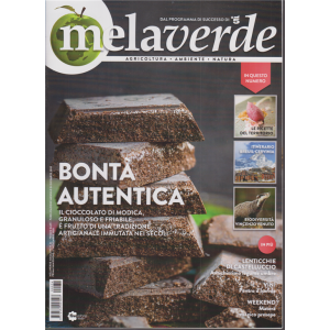 Mela Verde Magazine - n. 34 - mensile - dicembre 2020