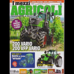 I mezzi agricoli - n. 59 - dicembre - gennaio 2021 -
