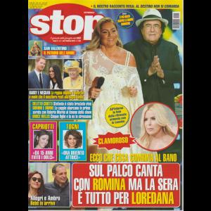 Stop - Settimanele n. 2 - 9 febbraio 2019 - Albano, Romina e Loredana