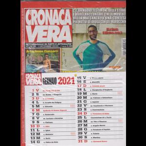 N.Cronaca Vera - Con Calendario 2021 - n. 2518 - settimanale di fatti e attualità - 1 dicembre 2020