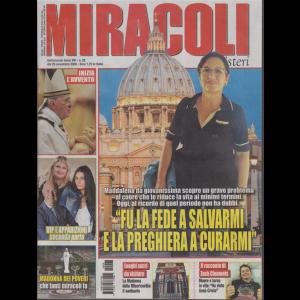 Miracoli e  Misteri - n. 28 - settimanale - 25 novembre 2020