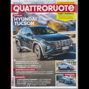 Quattroruote +allegato gratuito -  Q prove electric - n. 784 - dicembre 2020 - mensile - 2 riviste