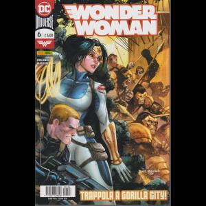 Wonder Woman -n. 6 - Trappola a Gorilla city! - n. 6 - mensile - 26 novembre 2020