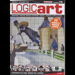 Logic Art - n. 178 - mensile - dicembre 2020 -