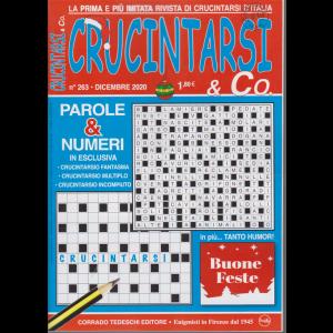 Crucintarsi & Co. - n. 263 - dicembre 2020 - mensile