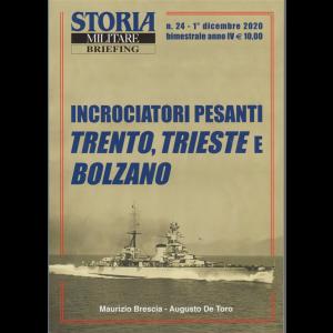Storia Militare briefing - n. 24 - 1 dicembre 2020 - bimestrale