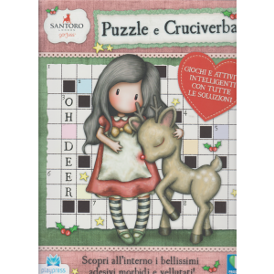 Gorjuss puzzle e cruciverba - n. 5 - dicembre 2020 - gennaio 2021 - bimestrale
