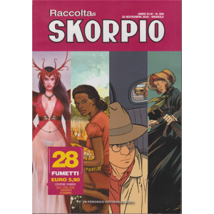 Raccolta di Skorpio - n. 580 - 28 novembre 2020 - mensile