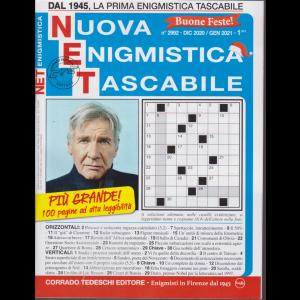 N.E.T.Nuova enigmistica tascabile - n. 2992 - dicembre 2020 - gennaio 2021 -