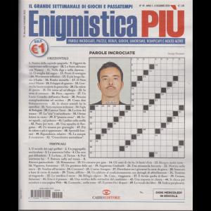 Enigmistica Piu' - n. 49 - settimanale - 8 dicembre 2020