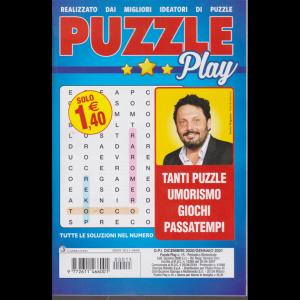 Puzzle Play - n. 15 - dicembre 2020/gennaio 2021 - bimestrale -