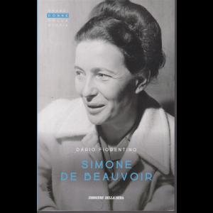 Grandi donne della storia - Simone De Beauvoir - Dario Fiorentino - n. 22 - settimanale -
