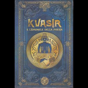 Mitologia Nordica - Kvasir e l'idromele della poesia - n. 59  -settimanale - 27/11/2020 - copertina rigida