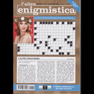 L'altra enigmistica - n. 494 - dicembre 2020 - mensile