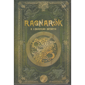 Mitologia Nordica - Ragnarok e l'inverno infinito - n. 9 - settimanale - 27/11/2020 - copertina rigida
