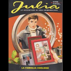 Julia Kendall - La famiglia Coolidge - n. 267 - mensile - dicembre 2020 -