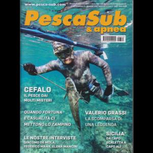Abbonamento Pescasub & Apnea (cartaceo  mensile)