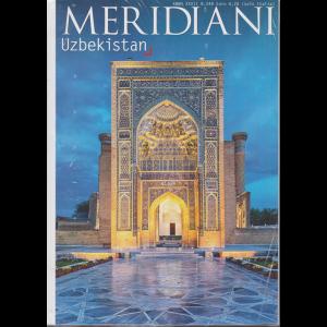 Meridiani - Uzbekistan - n. 50 - semestrale - 1/4/2019 -