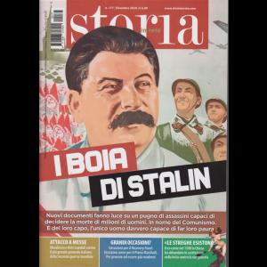 Storia in rete - n. 177 - I boia di Stalin - dicembre 2020 - mensile