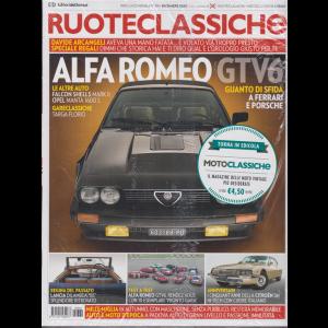 Ruoteclassiche + Motoclassiche - n. 384 - dicembre 2020 - mensile - 2 riviste