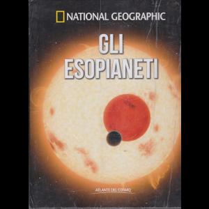 National Geographic - Gli esopianeti - n. 7 - settimanale - 27/11/2020 - copertina rigida