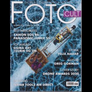 Foto Cult - n. 177 - dicembre 2020 - gennaio 2021 - mensile