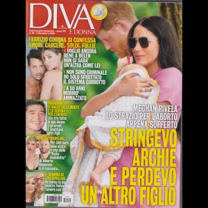 Diva e donna - n. 49 - settimanale femminile - 8 dicembre 2020