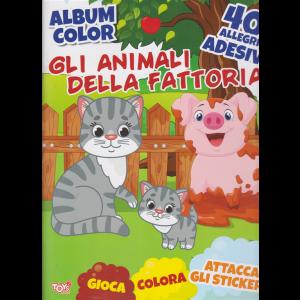 Toys2 Kids - Album color - Gli animali della fattoria - n. 63 - bimestrale - 26 novembre 2020 -