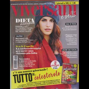 Viversani E Belli - + Gli speciali di Viversani tutto su...colesterolo - n. 8 - 15/2/2019 - settimanale - 2 riviste