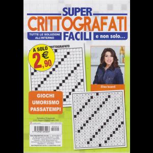 Super Crittografati Facili e non solo.... - n. 2 - trimestrale - maggio - giugno - luglio 2019 - Elisa Isoardi