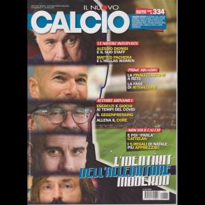 Il nuovo Calcio - n. 334 - mensile - dicembre 2020