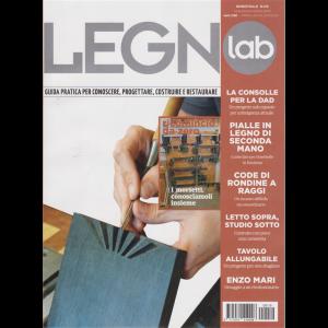 Legno Lab - n. 119 - bimestrale - novembre - dicembre 2020