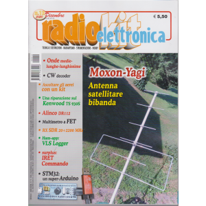 Radiokit elettronica - n. 12 - mensile - dicembre 2020