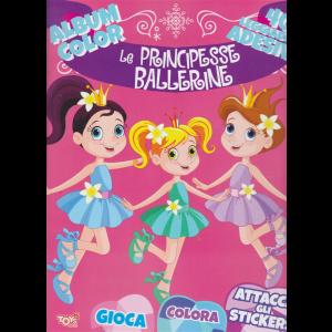 Toys2 Mese - Album color - Le principesse ballerine - n. 20 - bimestrale - 26 novembre 2020 -