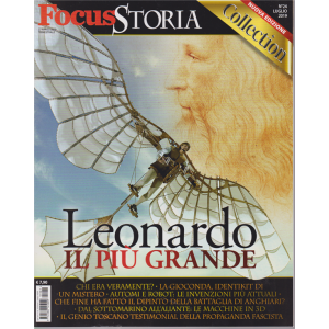 Focus Storia Collection - n. 24 - luglio 2019 - trimestrale -