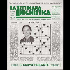La Settimana Enigmistica - n. 4628 - 3/12/2020 - settimanale