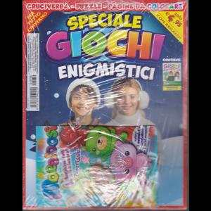 Speciale Giochi Enigmistici - + gadget - n. 39 - novembre 2020 - bimestrale