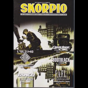 Skorpio - n. 2283 - 3 dicembre 2020 - settimanale di fumetti
