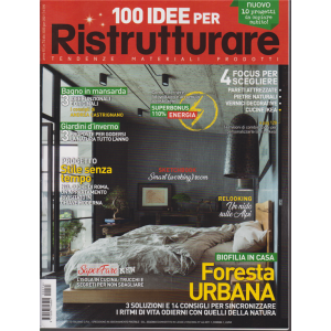 100 Idee per Ristrutturare - n. 74 - dicembre 2020 - gennaio 2021 -