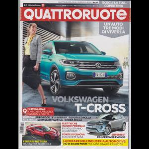 Quattroruote + - Dueruote - n. 765 - maggio 2019 - mensile - 2 riviste