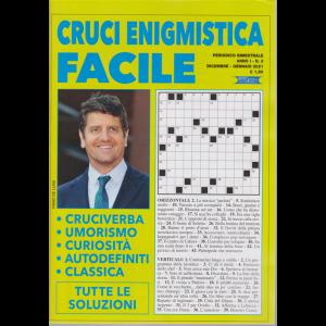 Cruci Enigmistica Facile - n. 3 - bimestrale - dicembre - gennaio 2020