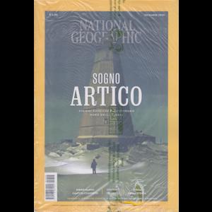 National Geographic - Sogno Artico - n. 6 - 3 dicembre 2020 - mensile + In cammino per l'Italia con Fondazione Snam -