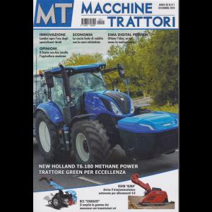 Macchine Trattori - n. 211 - dicembre 2020 - mensile