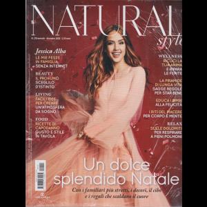 Natural Style - n. 210 - mensile - dicembre 2020