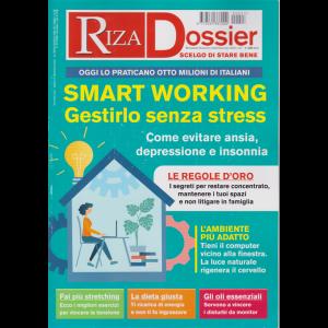 Riza Dossier - Smart Working - Gestirlo senza stress - n. 27 - bimestrale - dicembre 2020 - gennaio 2021